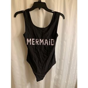 Other - Large mermaid one piece